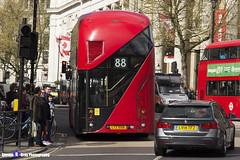 Wrightbus NRM NBFL - LTZ 1058 - LT58 - Camden Town 88 - Go Ahead London - London 2017 - Steven Gray - IMG_8709