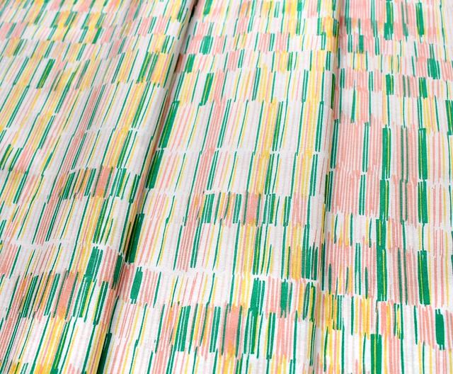 Art Gallery Fabrics Meadow Plentiful Earth Citrine