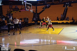 170604 CLE at GSW Finals G2-41 | by scottdanielcooper