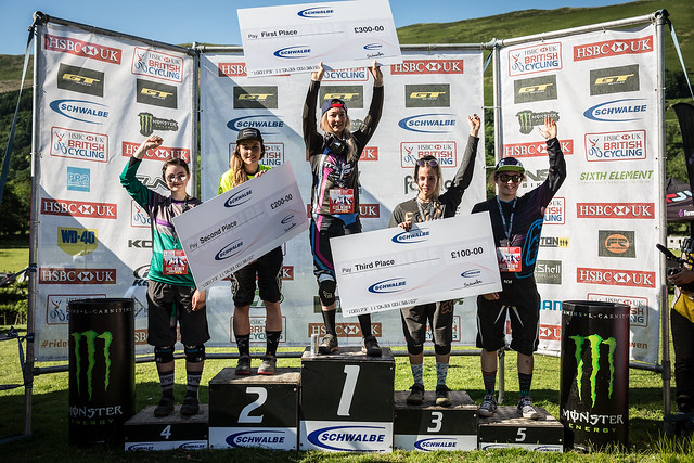2017 HSBC UK | National DH Series | R3 Rhyd y Felin
