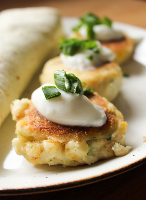 Suzie the Foodie's Perfected Potato Pancakes