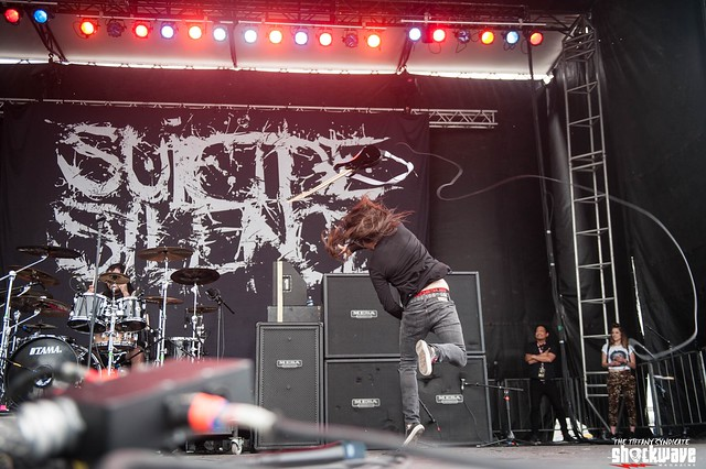 Suicide Silence Review Photos