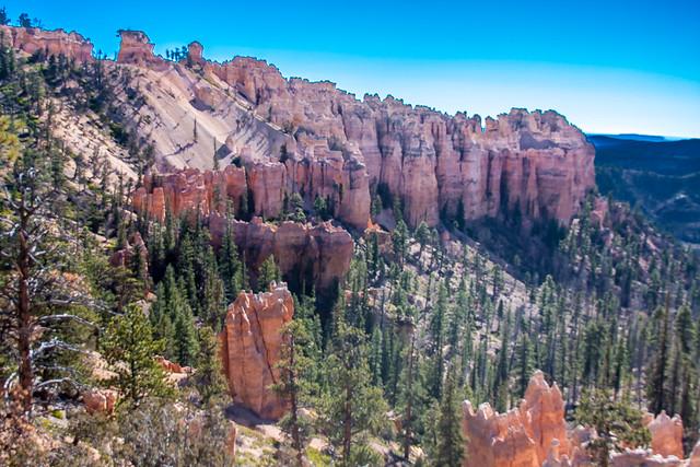 Bryce Canyon NP - as taken
