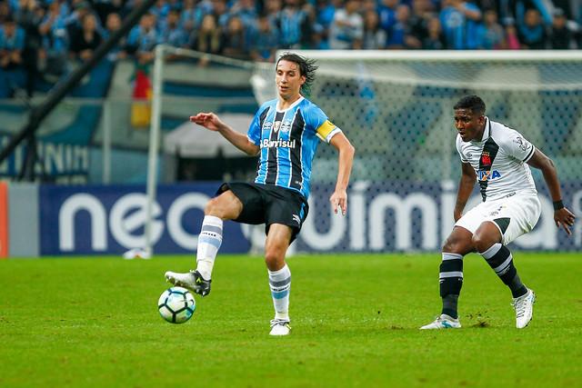 Grêmio X Vasco - 04/06/2017