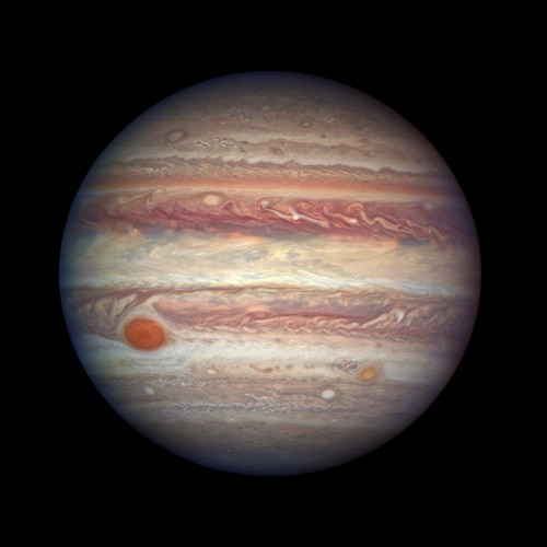 NASA's Hubble Takes Close-up Portrait of Jupiter | by HubbleSite