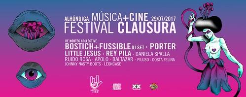 Música + Cine |Festival de Clausura