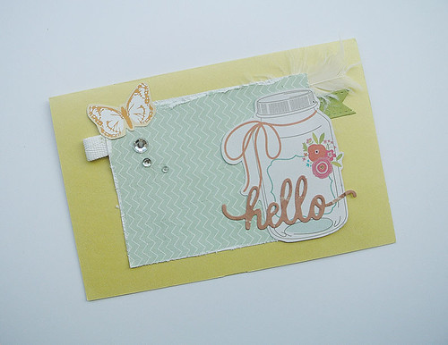 A-paper-and-glue-card