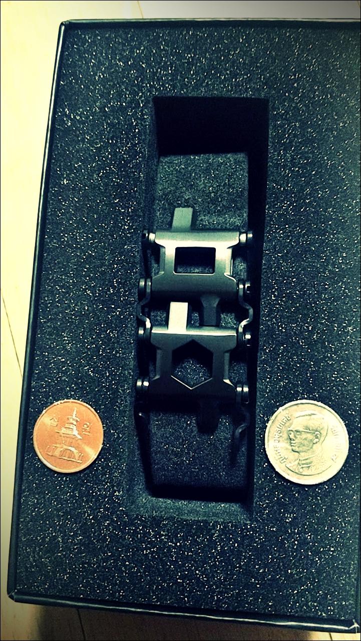분리-'레더맨 트레드 & 페블 2 SE (Leatherman Tread & Pebble 2 SE)'