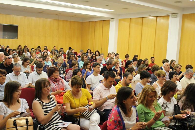 Presentación 'La otra educación' en Gandia