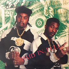ERIC B. & RAKIM:PAID IN FULL(JACKET A)