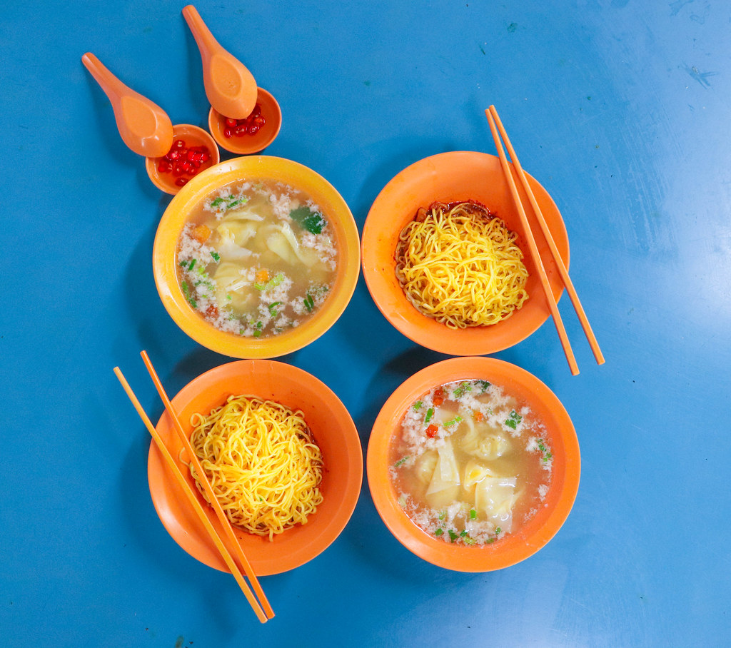 Eunos Eateries: Eunos Minced Meat Noodle