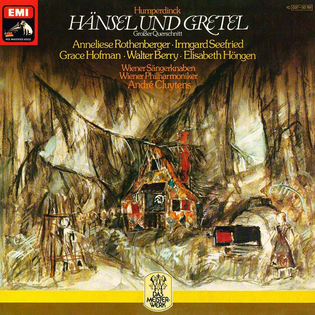 Engelbert Humperdinck - Hänsel und Gretel
