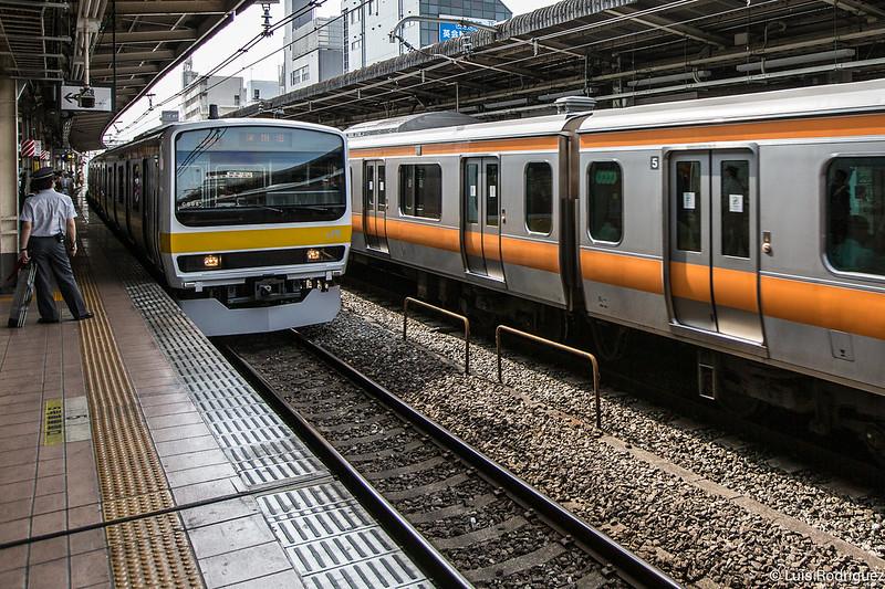 Línea Chuo-Sobu de JR