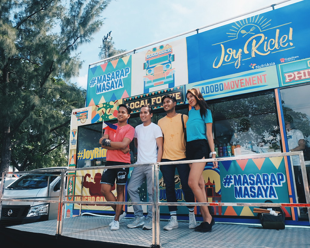 Joy Ride Food Truck NutriAsia