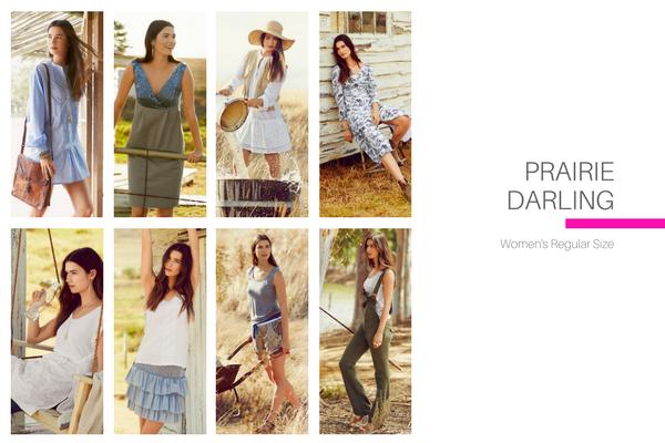 Prairie Darling