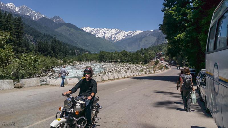 Vashist Manali road