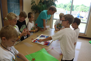 Maker Fun Factory VBS - Day 2