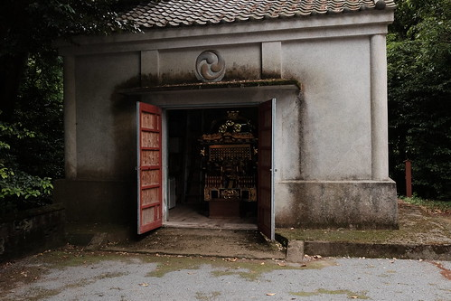 portable shrine Yukawa Shrine 湯川神社 14