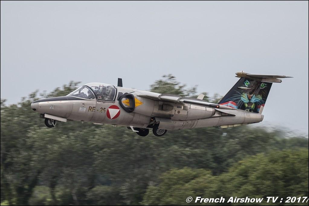 Saab 105Öe , 1 JTS (AAF) , Nato Tiger Meet landivisiau 2017 , NTM2017 ,Spottersday Nato Tigers , Harde to be humble , bretagne