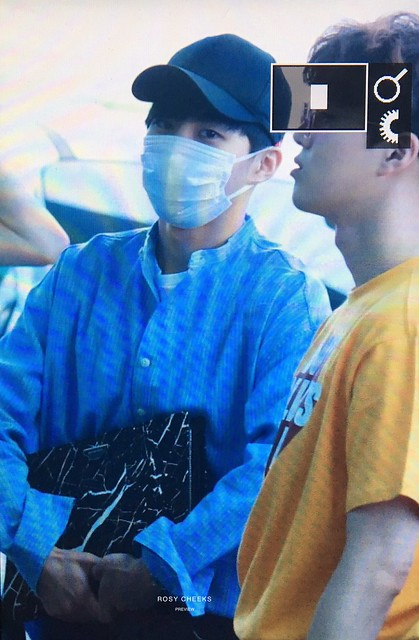 170619 EXO at Gimpo Airport