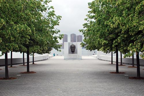 FDR four freedoms park.
