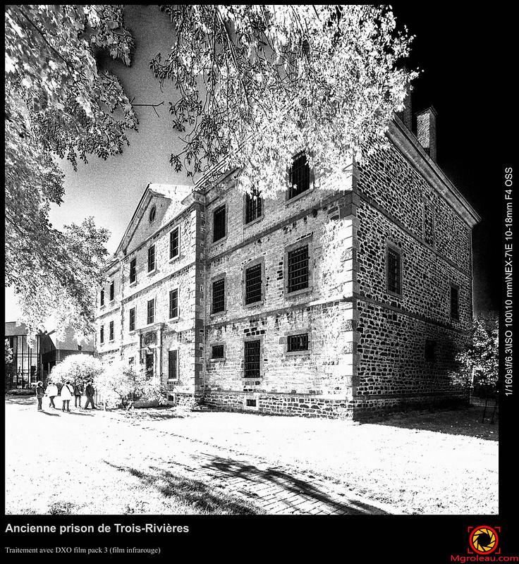Ancienne prison de Trois-Rivières