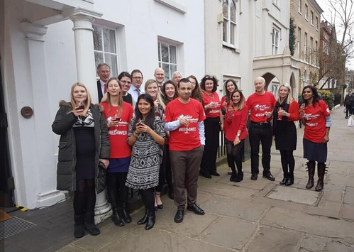 World Encephalitis Day 2017 - #red4wed