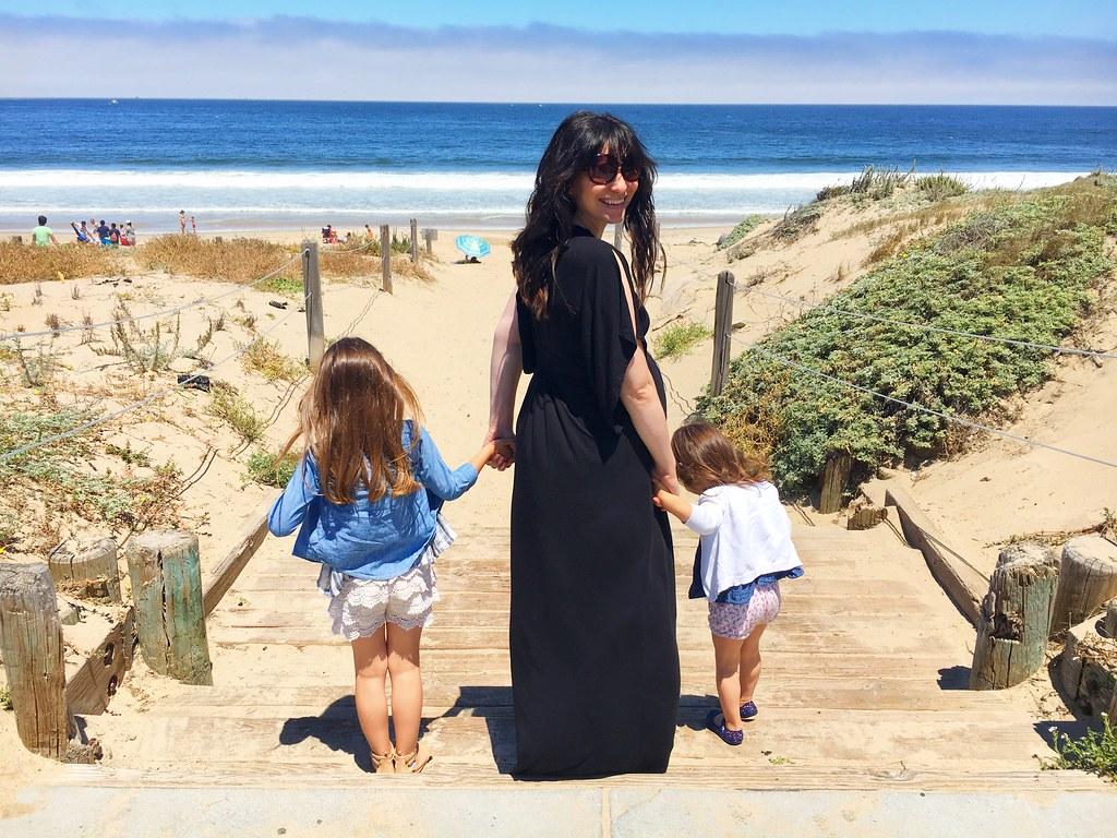 Pregnancy + Summer Tips to fully enjoy the season ft. Figure8 Maternity