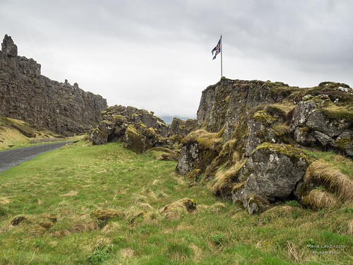 Nationalpark in Thingvellir