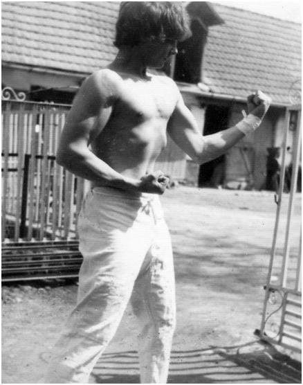 H.L.C.T. - Az út elején - 1980 - Márton László - Hong Lung Ch'uan Tao