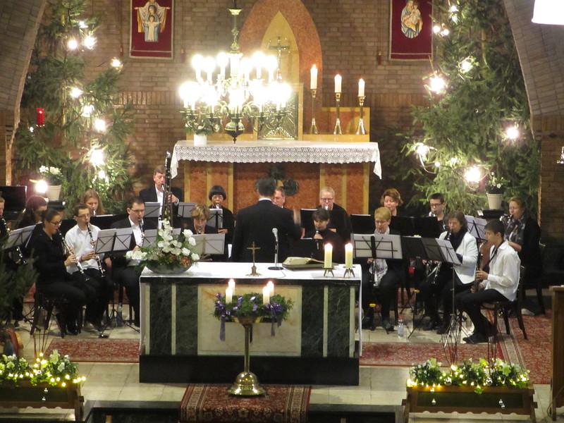 Adventsconcert en opluisteren Adventsmis, St. Jozefkerk in Beringe