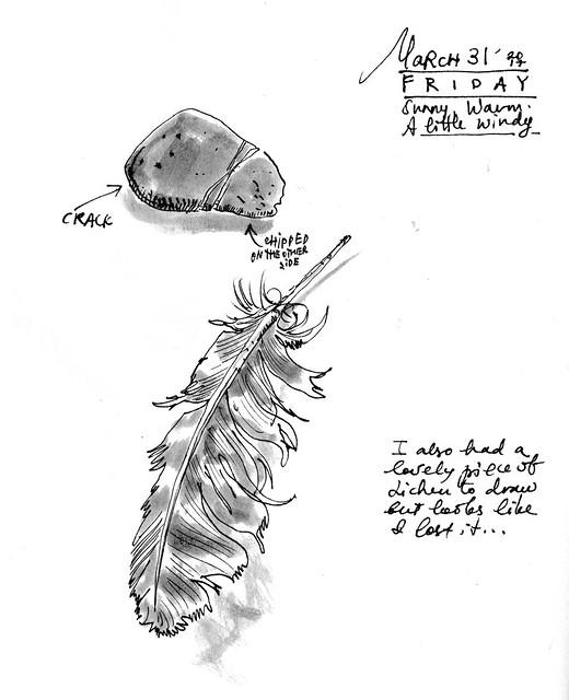 Sketchbook #103: Treasures