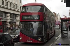 Wrightbus NRM NBFL - LTZ 1193 - LT193 - Clapton Pond 38 - Arriva - London 2017 - Steven Gray - IMG_9072
