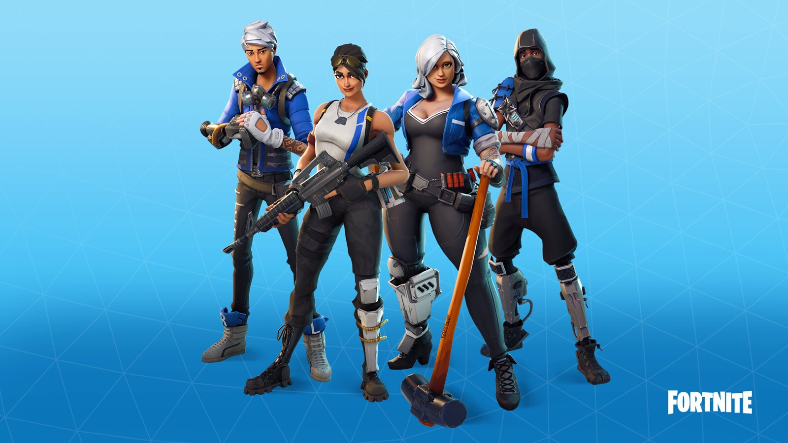 Fortnite coming 25th july with playstation exclusive - Fortnite save the world wallpaper ...