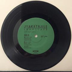 ジャカタジール:LANDSCAPE(RECORD SIDE-B)