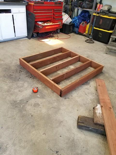 re above ground pool stairssteps build - Above Ground Pool Steps Diy