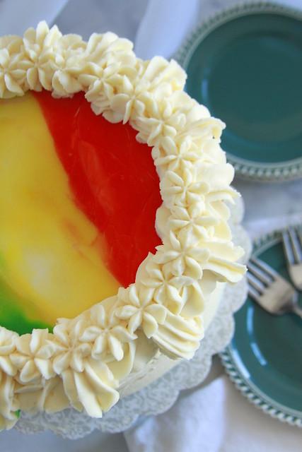 Hawaiian Paradise Cake
