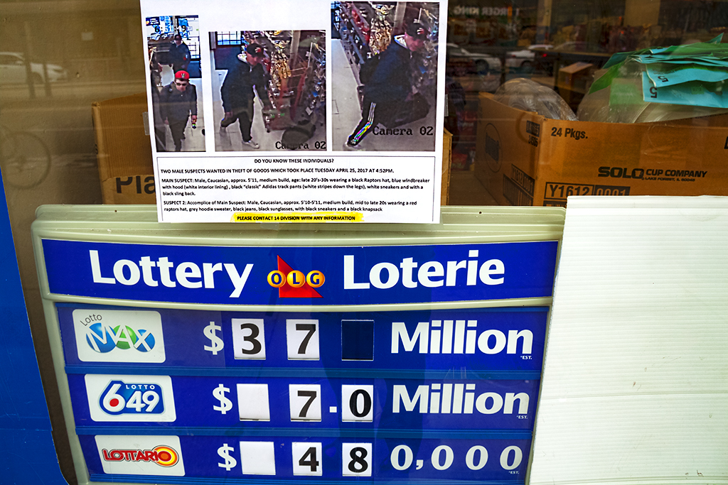Shoplifters--Toronto