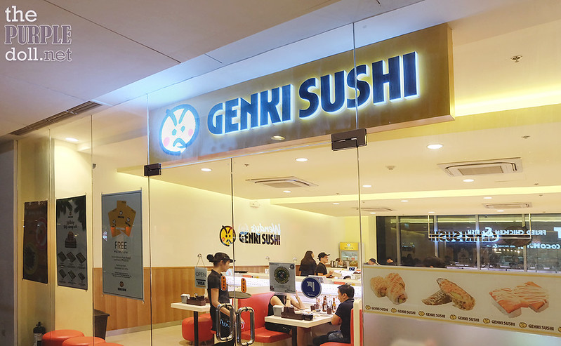 Genki Sushi in BGC The Fort