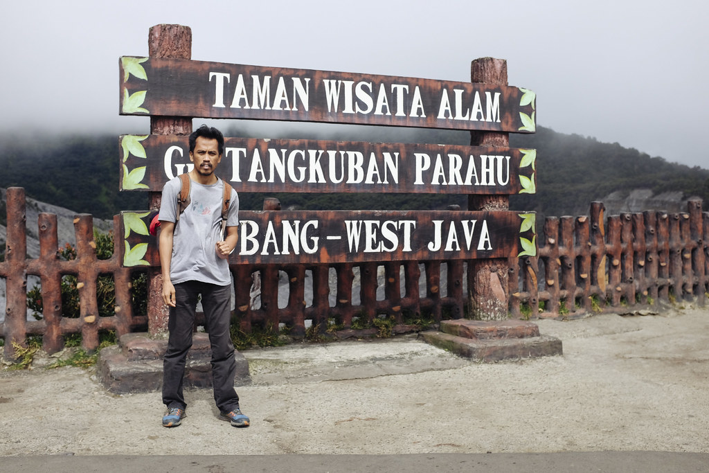 Trans-Java | Tangkuban Parahu | Bandung