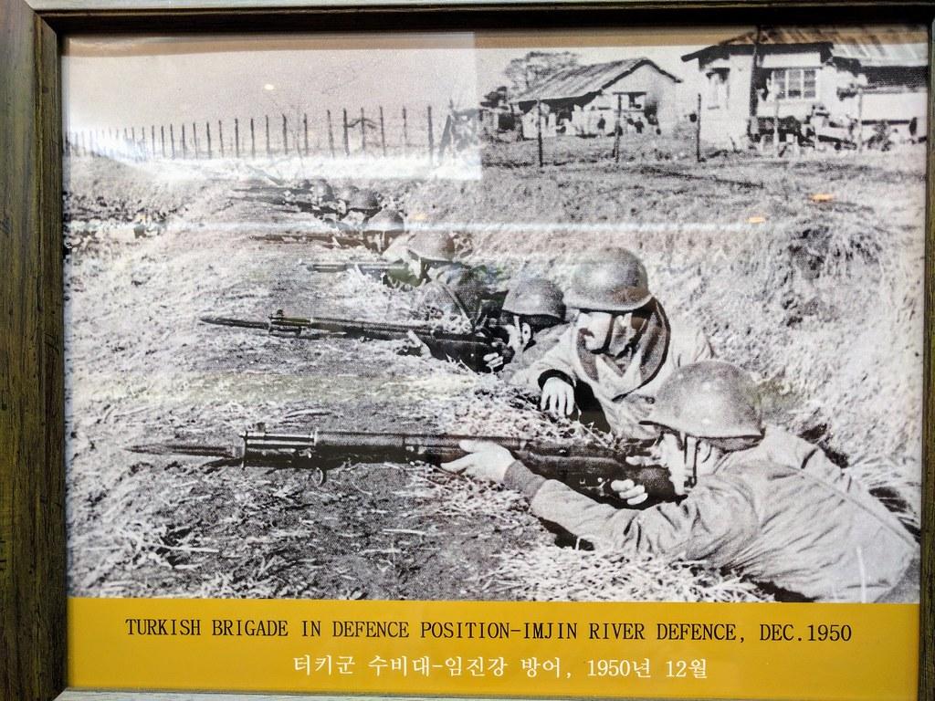 土國軍隊在韓戰作戰珍貴照片
