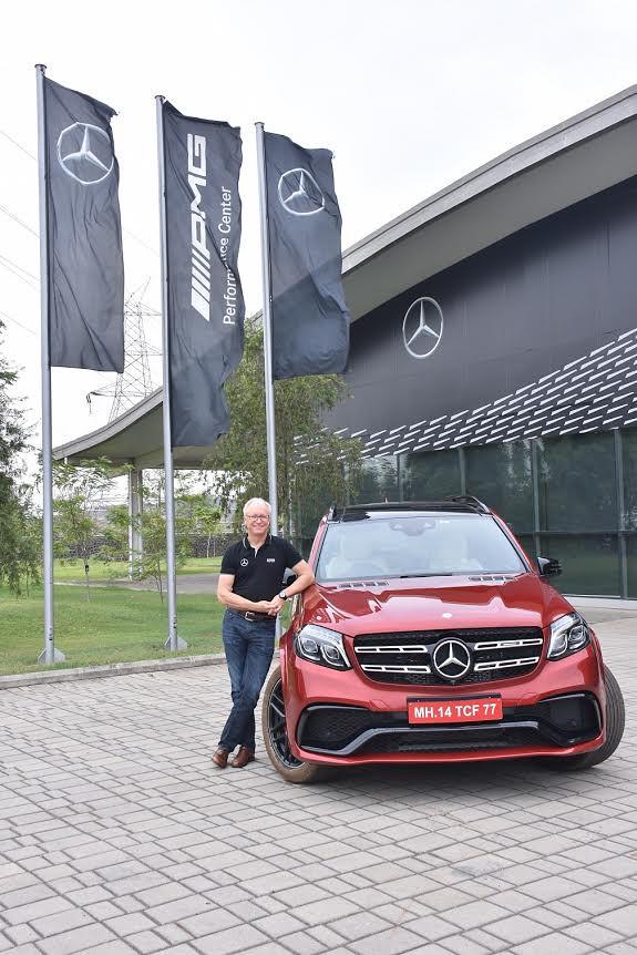 Mercedes AMG-4