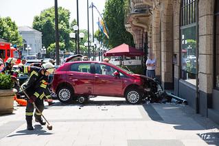 Verkehrsunfall Wilhelmstraße 14.06.17