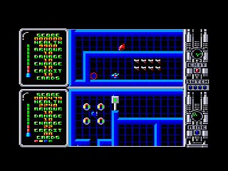 Captain Fizz for Amstrad CPC | by Deep Fried Brains