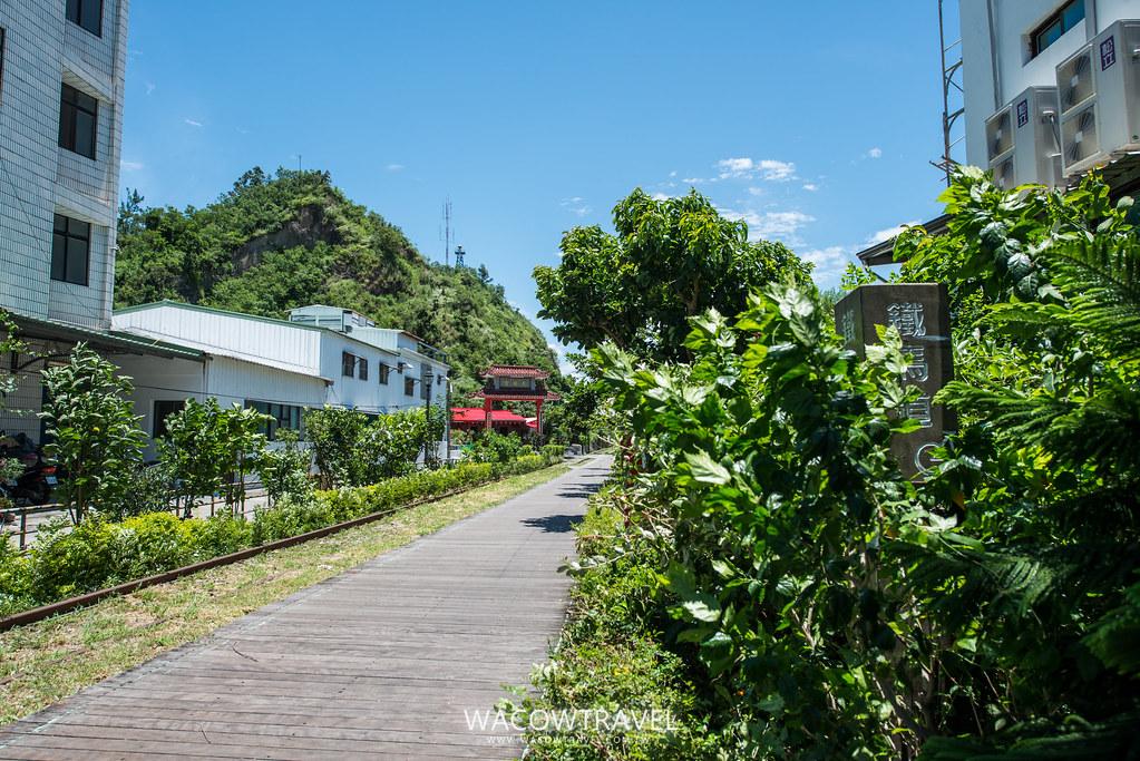 台東鐵馬道-鯉魚山