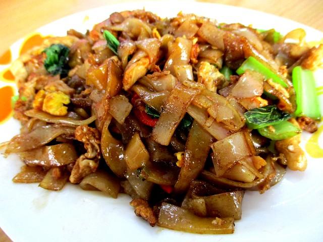 Ju Lai Xiang fried kway teow