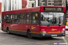 Transbus Dart SLF Transbus Pointer - BT04 BUS - DP205 - Roehampton 170 - Go Ahead London - London 2017 - Steven Gray - IMG_9555
