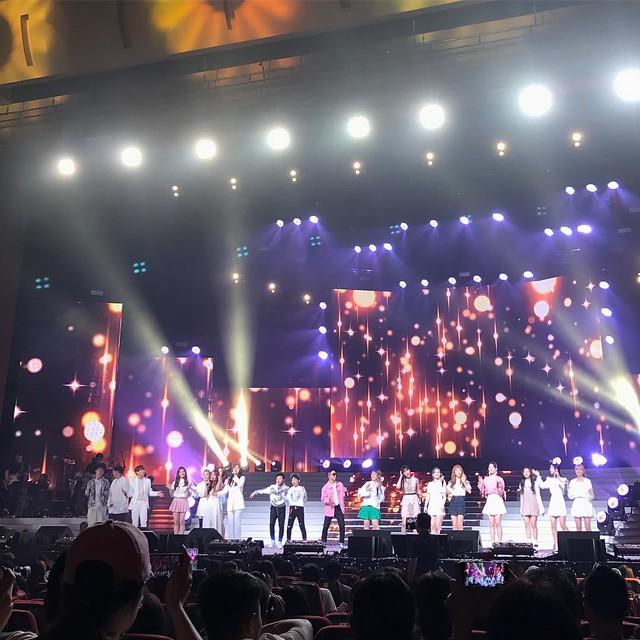 170617 Live Concert KPOP Star & Friends