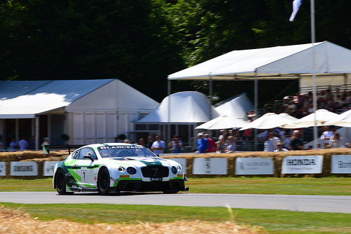 Bentley Continental GT3, Goodwood Festival of Speed 2017