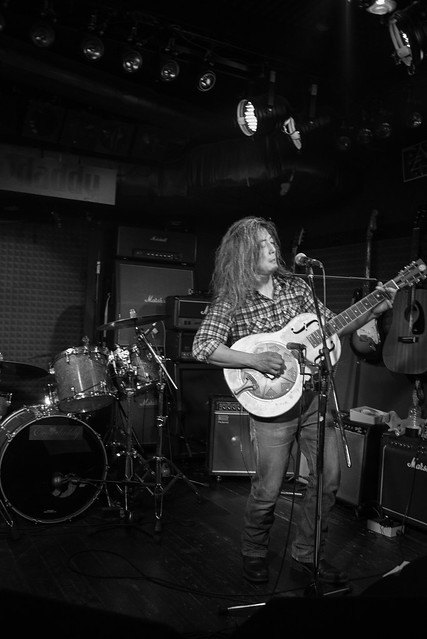 O.E. Gallagher live at Crawdaddy Club, Tokyo, 17 Jun 2017 c-00269